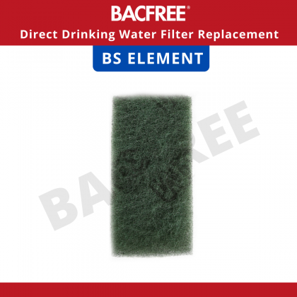 Bacfree SwissTech Filter Replacement for BS-series Kitchen Tap Ceramic Filter