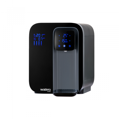 Bacfree Watero-RO All-in-one Water Purifier / Filter System - Black