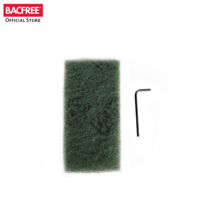 BACFREE BS3A Indoor Kitchen Tap Filter Portable [Without Installation]