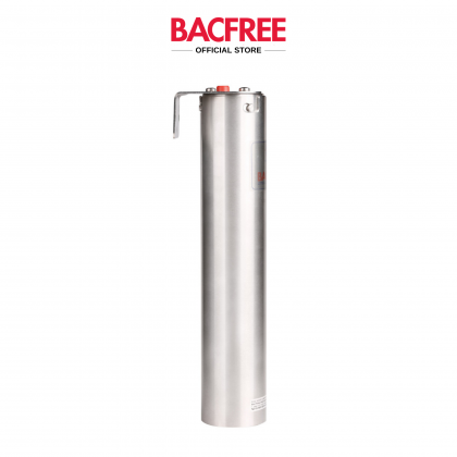 BACFREE BS8 Stainless Steel 304  Undersink Mounting Design Water Filter Water Purifiers