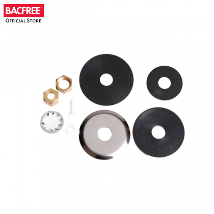 BACFREE BS8 Indoor Kitchen Tap Filter Under Sink Mounted [Without Installation]