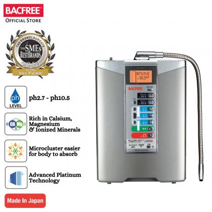 BACFREE BA7 Healthspring Alkaline Water Filter for Home Premium pH 2.7 – 10.5 (Free Installation within Klang Valley & Seremban Area)