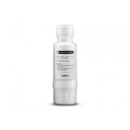 Watero T2-Pre-activated Carbon Cartridge Replacements
