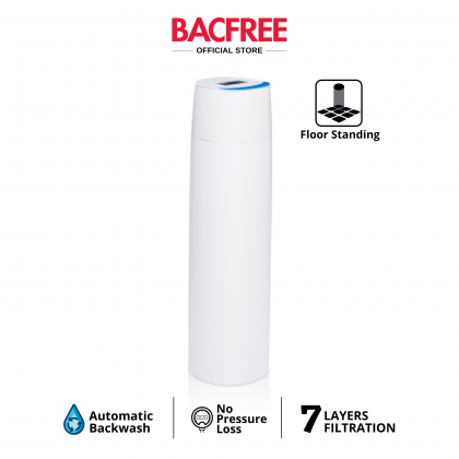 BACFREE Luna Pro Smart System 7 Layers Filtration Outdoor Water Filter with Automatic Backwash (Free Installation)