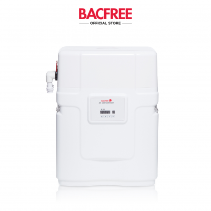 BACFREE Evo Smart Outdoor Filter for Condo & Apartments with Automatic Backwash (Free Installation)