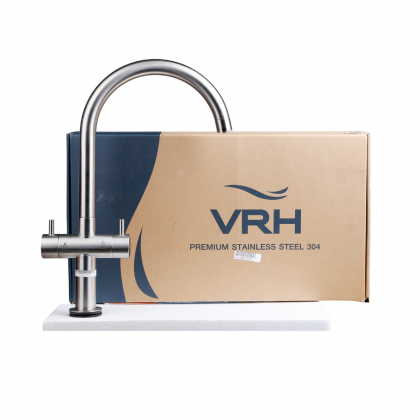 VRH Duo Tap for Indoor Kitchen Water Filter