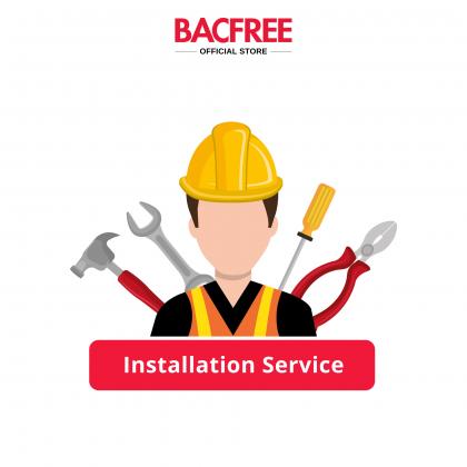 BACFREE Installation Service (Kuala Lumpur / Selangor / Negeri Sembilan  / Johor / Melaka / Penang)